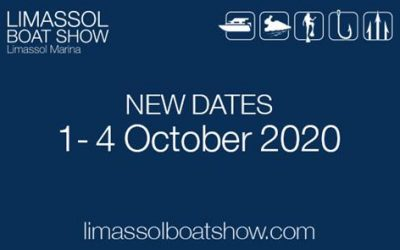 2020 LIMASSOL BOAT SHOW POSTPONED
