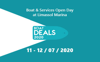 Great Boat Deals in Cyprus – Summer 2020