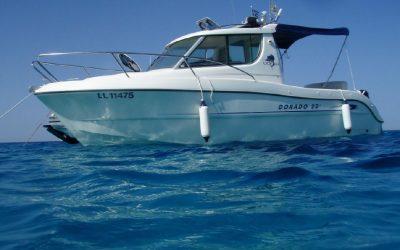 Sessa Marine Dorado 22 – 2004